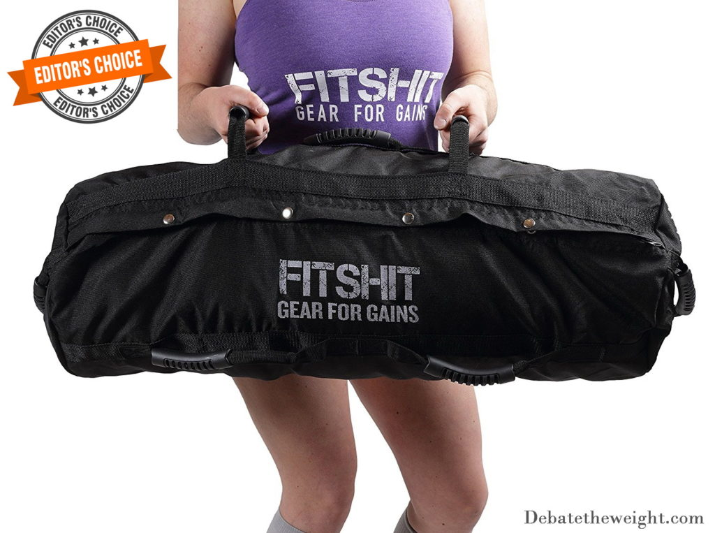 FITSHIT Sandbag for Training Workouts