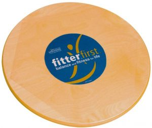 Fitterfirst Professional Balance Board for Ankle Rehab