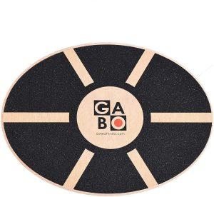 GABO Board - Infinitely Adjustable Wooden Wobble