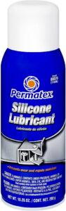 Permatex 80070 Silicone Spray Lubricant
